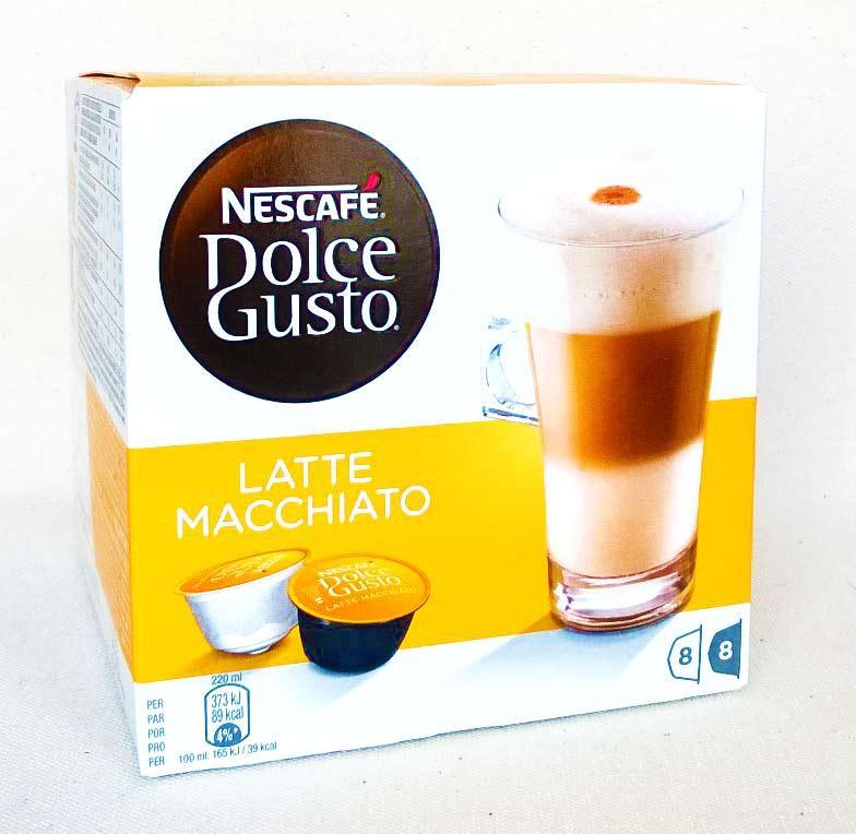 nespresso d g latte macchiato luxemburg golden spirits shop. Black Bedroom Furniture Sets. Home Design Ideas