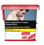 News Red Volume Tobacco 250