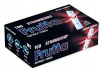 Tubes/hülsen Frutta Strawberry 100