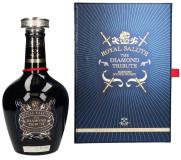 Chivas Royal Salute Diamond Tribute + Gb 70cl Vol 40%