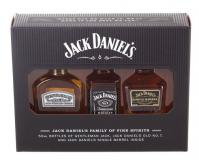 Jack Daniels Family Of Brands 15cl Vol 41.66%